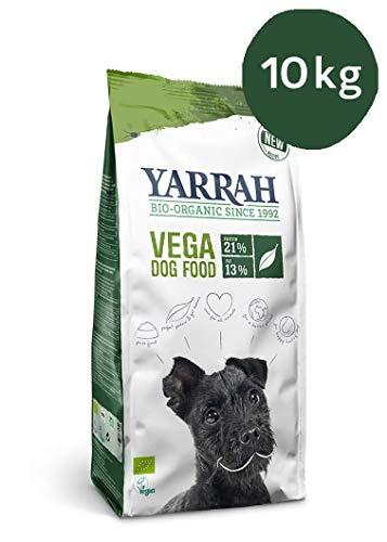 Yarrah Alimento Orgánico Vega para Perros - 10 kg - para Todos los...