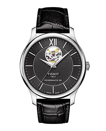 Tissot Tradition Herren-Armbanduhr 40mm Automatik T063.907.16.058.00