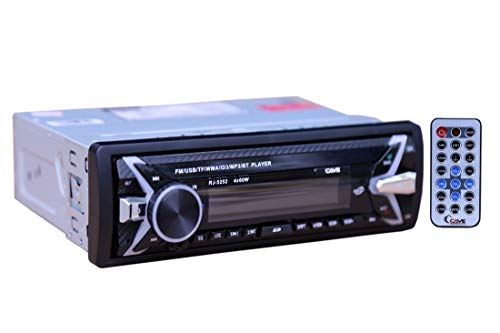 Cave RJ5252 car MP3 Player FM Radio USB AUX SD with Bluetooth (cave 102, Pack of 3)