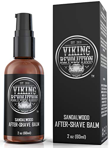 Luxury After-Shave Balm for Men - Premium...