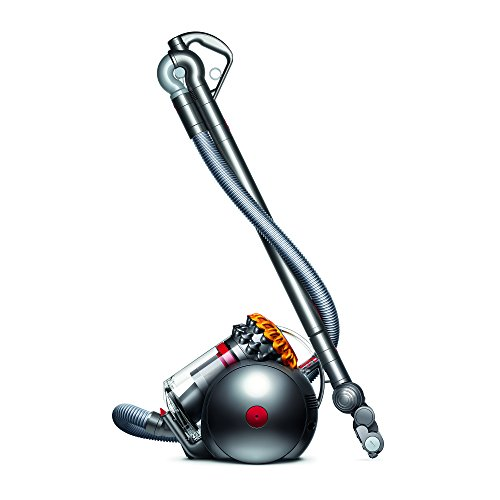 Dyson Big Ball Multi Floor Canister Vacuum, Yellow