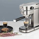 H.Koenig Machine Expresso Automatique Professionnelle Pression 15 Bar...