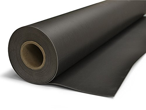 TMS Sound Proofing Padding for Wall – 4 x 25 Feet Mass Loaded...