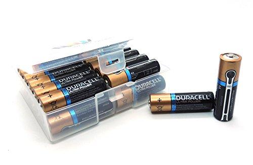 Flachbox 24 x Duracell Ultra Mignon AA Batterie Alkaline MX1500 LR06 4106 FB