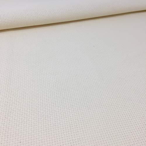 Tela para Punto de Cruz   75cm x 50cm   5,5 puntos/cm – 14