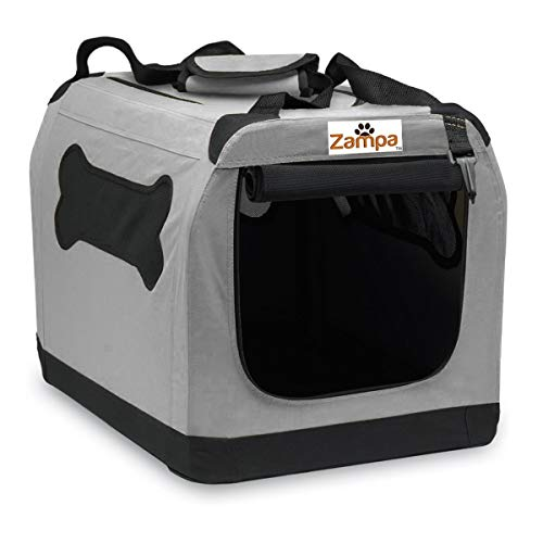 Pet Portable Crate – Great for Travel, Home and...