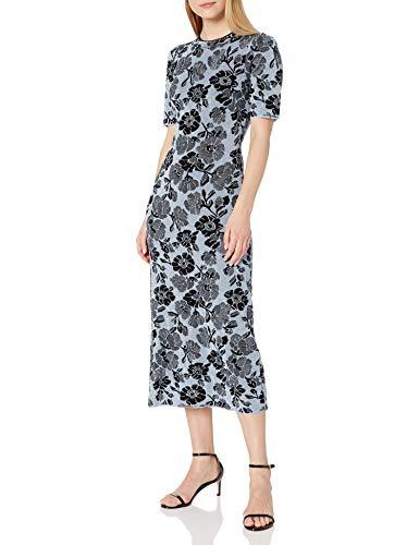 41qussT4Q2L Lurex jacquard dress