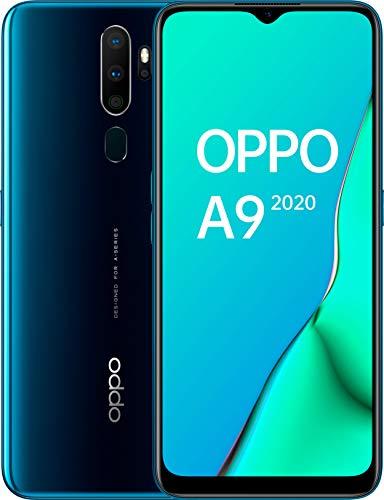 OPPO A9 2020 - Smartphone de 6.5' HD+, 4G Dual Sim, 8 Core, 128...