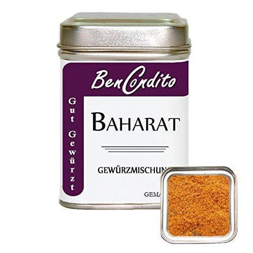 Baharat Gewürz - Arabische Gewürzmischung | Fa. BenCondito | 90 Gramm in der Gewürzdose