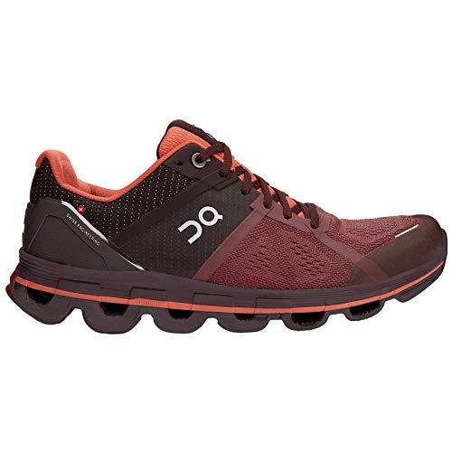 Zapatillas On Cloudace Ruby Lava 39 Rojo