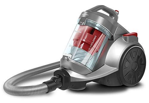 Inventor Epic MC78, Aspirapolvere Multiciclonico Senza Sacco, 850W, Filtro HEPA, Serbatoio 3L,...