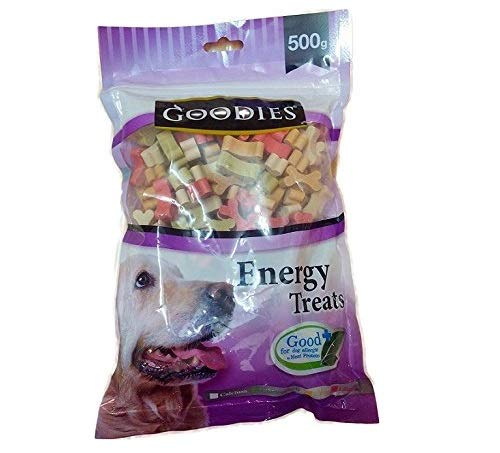 Pawsitively Pet Care Goodies All in one Energy Treats Cut Bone - 500 GM