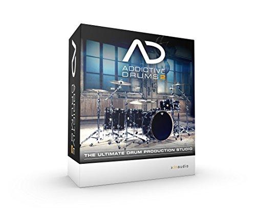 XLN Audio Addictive Drums 2 ソフトウェアドラム音源 スタンドアローン/VST/AU/AAX対応