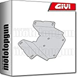 givi porta-equipaje monokey/monolock compatible con kawasaki z900 z 900 2020 20