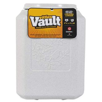 Vittles-Vault-Outback-35-lb-Airtight-Pet-Food-Storage-Container