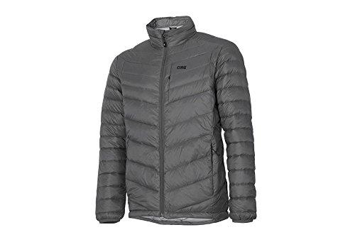 CIRQ Cascade Down Jacket - Men's Gray