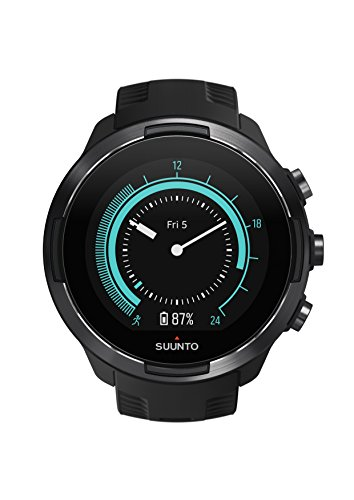 Suunto 9 Baro GPS Sports Watch, Black