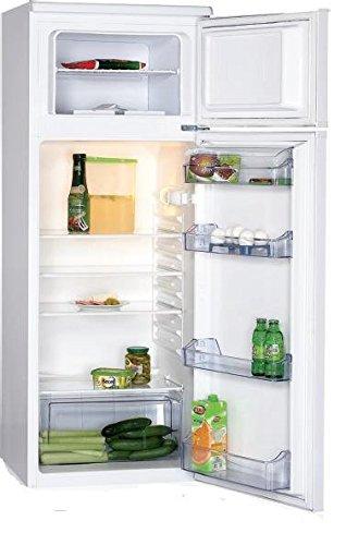 Telefunken TFGN2601A+ Libera installazione 227L A+ Bianco frigorifero con congelatore