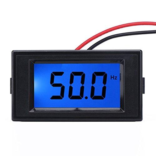 DROK 090710 10-199.9HZ Digital Frequency Counter