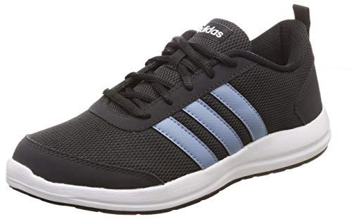Adidas Men's Carbon/Rawgre Running Shoes-9 UK (42.5 EU) (CM5865)