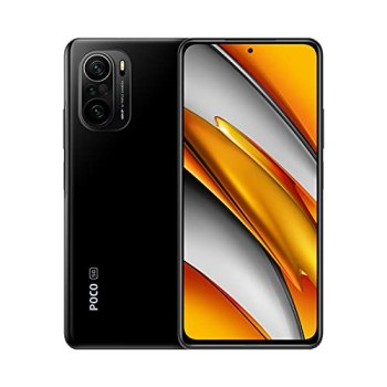 "POCO F3 - Smartphone 6+128GB, 6,67"" 120Hz, Snapdragon 870, 48MP Triple Caméra, 4520mAh, Noir"