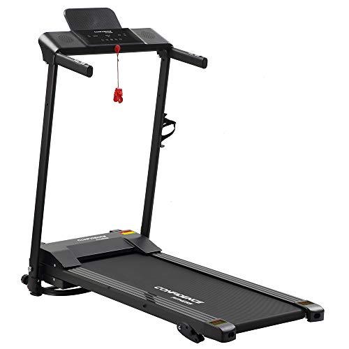 Confidence Fitness Ultra Pro Treadmill Electric Motorised Running Machine Black
