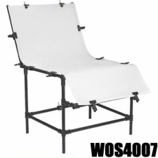 DynaSun PRO WOS4007 - Mesa de estudio fotográfico opaca y no reflectante (50 x 120 cm)