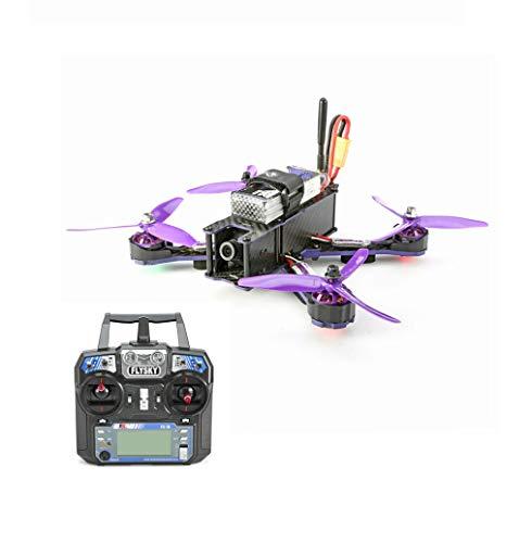 EACHINE Wizard X220 Drone RC Quadricottero Racer Fotocamera 5.8G 40CH 700TVL con Telecomando Flysky I6 RTF Acceleratore a Mano Sinistra