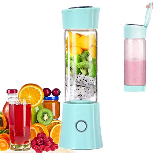 Portable Mixeur Juice Blender, Milk-Shake, Jus de Fruits et...