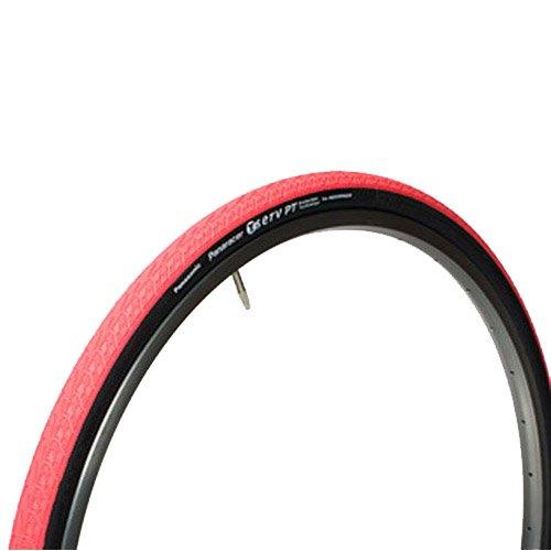 パナレーサー タイヤ ティーサーブ PT [H/E 26×1.25] レッド F26125-TSV-R2