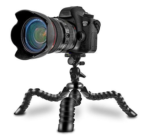 Coolway 11.5' Pouces Pipi Grand Trépied de Voyage pour DSLR Caméra Super...