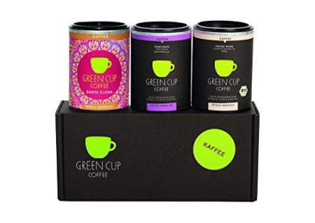 Green Cup Coffee - Probierset Kaffee
