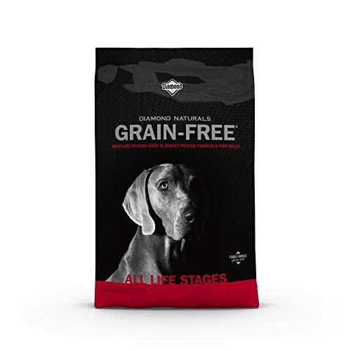 Diamond Naturals Grain Free Real Meat Recipe...