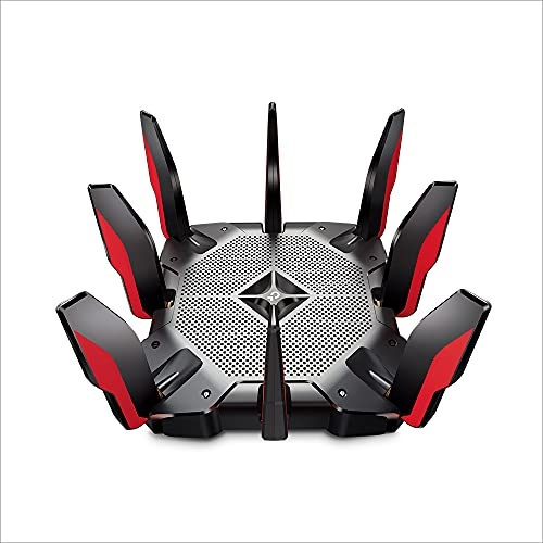 TP-Link Archer AX11000 Next-Gen Tri-Band Gaming Router Wi-Fi 6 UltraFast Speed 10 Gbps Smart with...