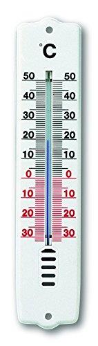 TFA 12.3009 - Termómetro de Interior y Exterior, plástico,