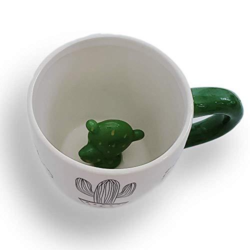 Hidden Cactus Mug by Succulent City