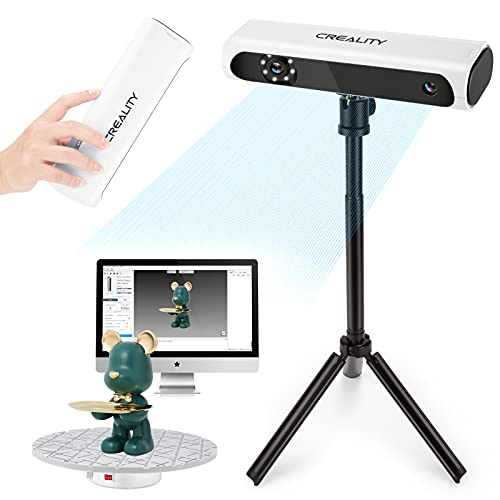 Creality-Upgraded-CR-Scan-01-3D-Scanner-Kit-with-Turntable-and-Tripod-Handheld-Turntable-Dual-Mode-01mm-Accuracy-No-Marker-Quick-Scanning-Affordable-3D-Printer-Scanners