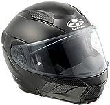 オージーケーカブト(OGK KABUTO)バイクヘルメット システム RYUKI フラットブラック (サイズ:M)