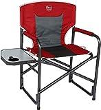 Timber Ridge Chaise de Directeur Pliante Aluminum Portable Légère Support...