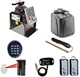 Viking R6 Access System Residential Gate Openers Safety Photocell, Receiver, Transmitter & Exit Wand