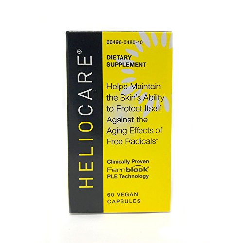 Heliocare Antioxidant Supplement for The Skin 60 Capsules (2...