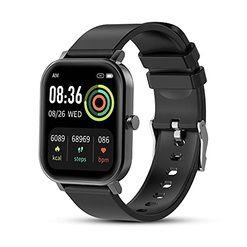Fitness Tracker for Men, Smart Watch for Android Phones and...