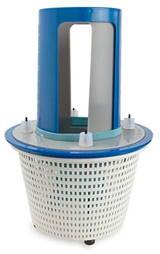 Skim Doctor 2.0 Pool Skimmer Basket TURBOCHARGER for in-ground pools