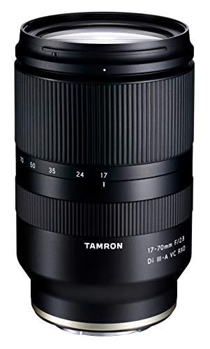 TAMRON 17-70mm F/2.8 Di III-A VC RXD Zoom-Objektiv für spiegellose APS-C-Systemkameras