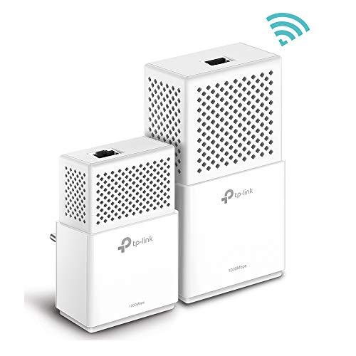 TP-Link TL-WPA7510 Kit Powerline WiFi, AV1000 Mbps...