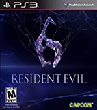 Resident Evil 6 - Playstation 3 (Video Game)
