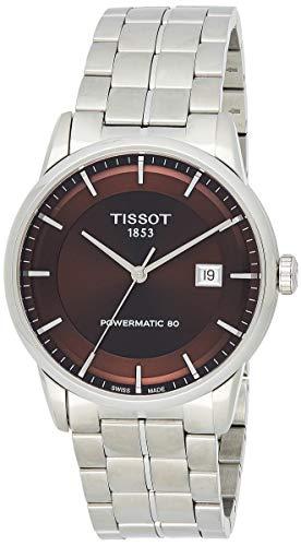 TISSOT Herren-Armbanduhr Armband Edelstahl + GEHÄUSE AUTOMATIK T0864071129100