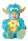 Lil' Monster Infant/Toddler Costume Blue