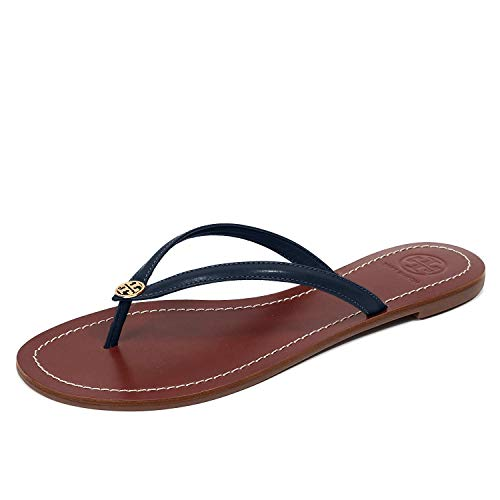 41sFMOCA3CL The lightweight Tory Burch Terra Thong is the perfect flip-flop to pack with you on your weekend getaway.