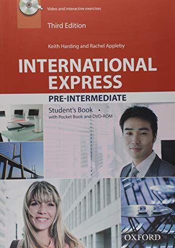 International Express Pre-Intermediate. Student's Book Pack 3rd Edition (International Express Third